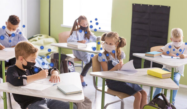 FRICALTEC Aire Limpio en centros escolares - COVID